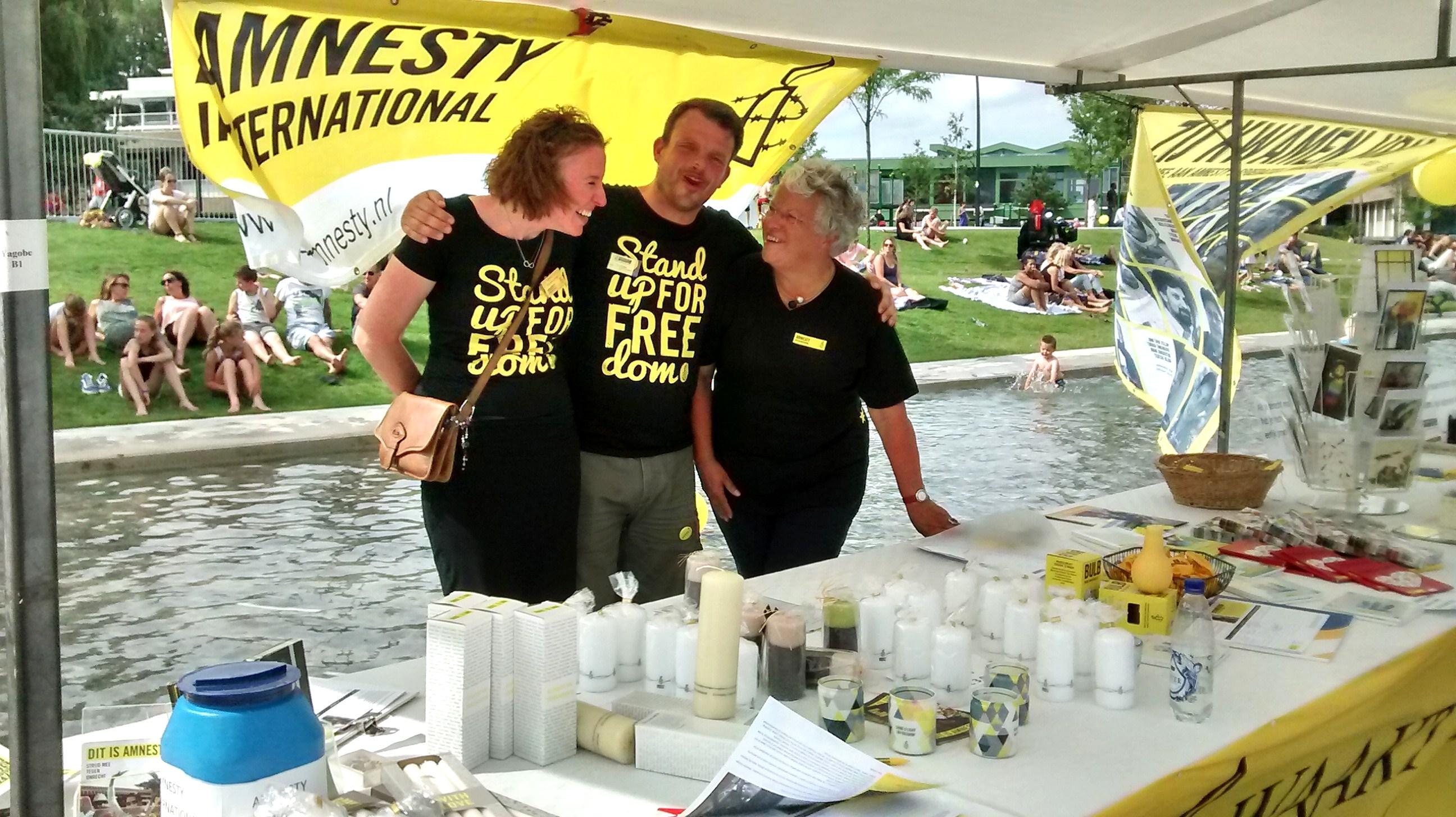 Amnesty International Groningen Stadsgroep