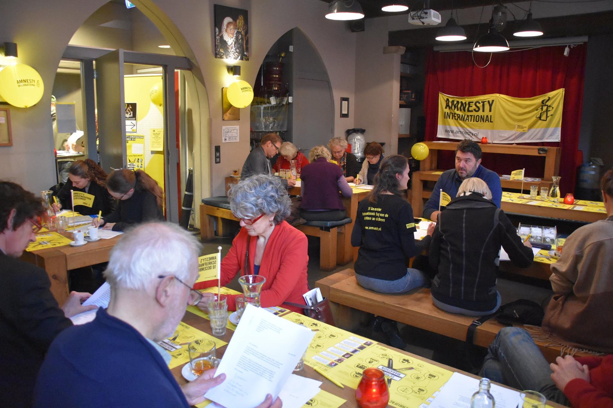Amnesty International Groningen Kerkengroep
